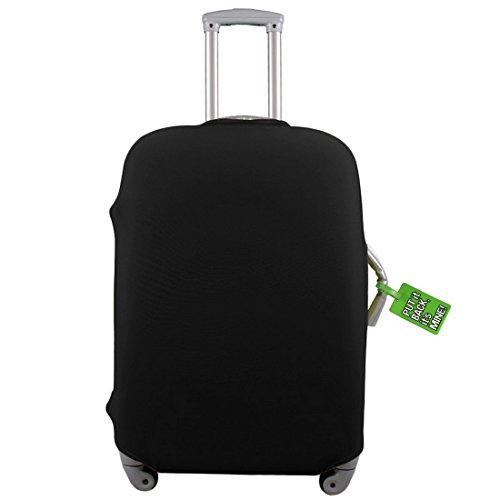 kilofly, Set de bagages Mixte adulte, black 18 - 22 inch (Noir) - TBA502BLKs20