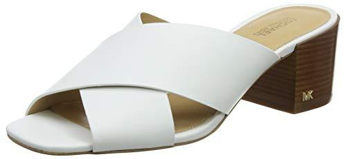 Michael Kors Abbott, Scarpe da Sposa Donna, Bianco (Optic White 085), 37 EU