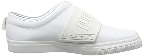 Puma El Rey Fun, Sneakers Basses Mixte Adulte, White White 03, 38 EU