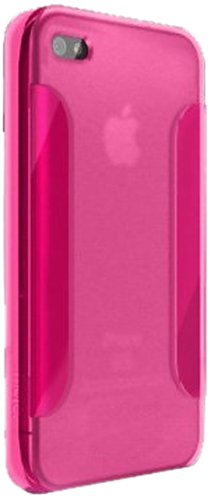 More-Thing Para Collection for iPhone 4 (Blue) rosa
