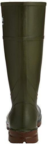 Dickies FW91105G 10+ Landmaster Wellington Stiefel Größe 44,5GRÜN Green