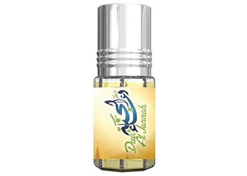 Dua al Jannah 3ml Roll on Karamat Parfümöl hochwertig arabisch oud misk musk (Indian Oil Parfüm)