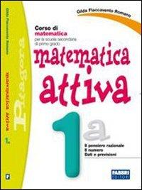 Matematica attiva. Con quaderno-Informatica. Per la Scuola media. Con CD-ROM: 1