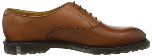 Dr. Martens Fawkes Temperley Oak, Chaussures à lacets homme Braun (Oak)