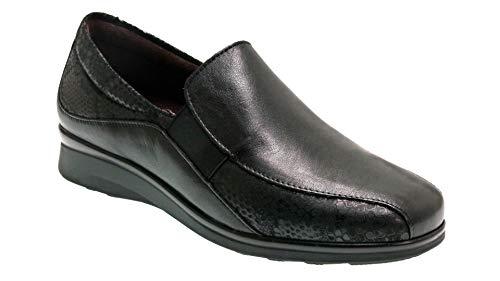 PITILLOS Zapatos Mocasin 5701 para Mujer 40 EU