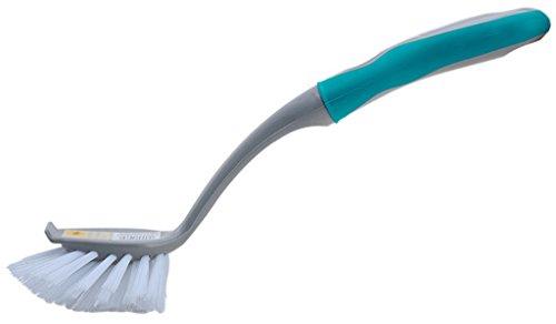 y-boa-1-brosse-pinceau-vaisselle-cuisine-fibre-nettoyante-pratique-manche-ergonomique-resistant-gris