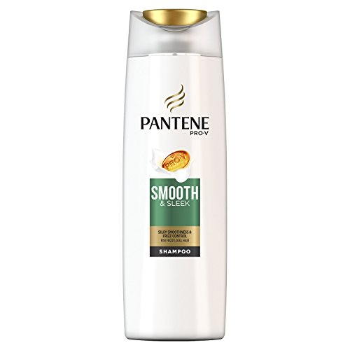 Pantene Pro-V Smooth and Sleek Shampoo, 400 ml