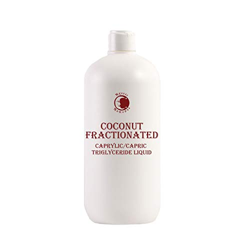 Mystic Moments Coco Fractionated Carrier Oil-1litro-100% Puro