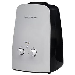 Air-O-Swiss U600 Luftbefeuchter U600 analog weiss 40/140 Watt