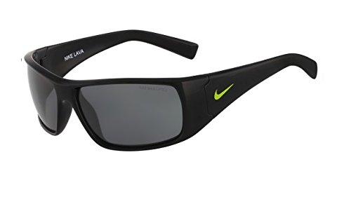 8c72a3e452 Nike 0826220968605 Grey Lens Lava Sunglasses Black Volt - Best ...