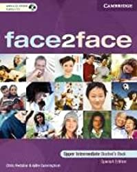 face2face Upper Intermediate Student's Book with CD ROM Spanish Edition