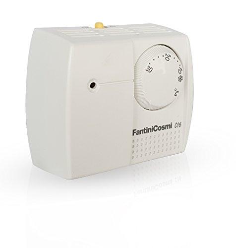 Zoom IMG-1 fantini cosmi c16il termostato elettromeccanico