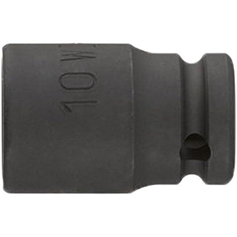 Wiha, 7204M080025, Potenza esagonale cacciavite per dadi con magnete, 1/4