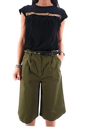 Artigli pantalone donna cropped corto