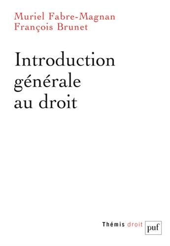 Introduction gnrale au droit