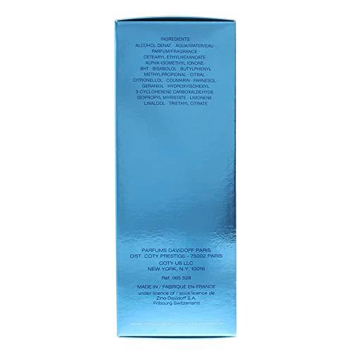 Davidoff Cool Water femme/women, Eau Deodorante Vaporisateur, 1er Pack (1 x 100 g)