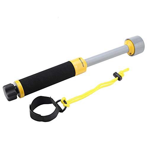 Detector de metales resistente al agua, sonda PI portátil, detector de metal de inducción de pulso...