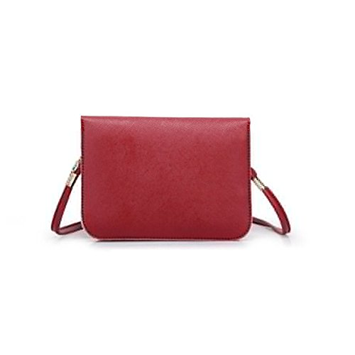 CMOAEURO - Sacchetto donna Red