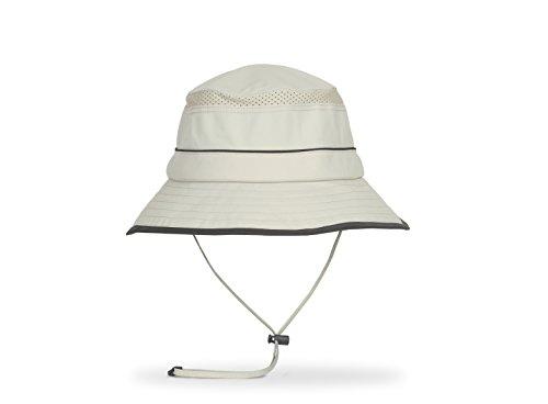 Sonntag Mittags Solar Bucket Hat, Herren Damen, cremefarben Solar Sombrero