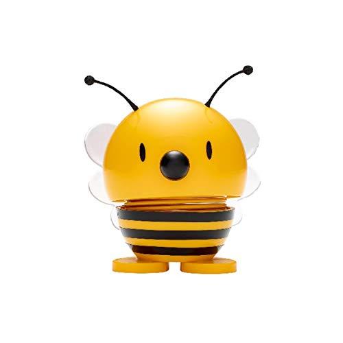 (Hoptimist - Dekofigur - Baby Bee - Biene - Gelb)