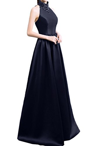 Missdressy -  Vestito  - plissettato - Donna blu navy
