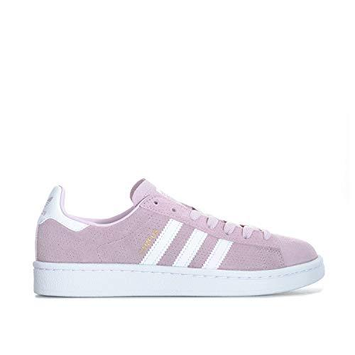adidas - Zapatillas de Running Unisex para niños, Color Rosa, Talla 39 1/3 EU