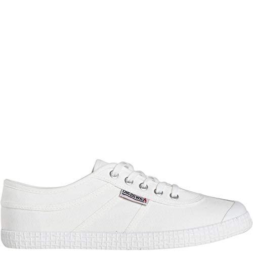 KAWASAKI Original Zapatillas Moda Hombres Blanco -