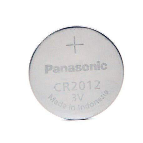 Panasonic - Knopfzelle Lithium Blister CR2012 PANASONIC 3V 55mAh - Blister(s) x 1 Panasonic Sb