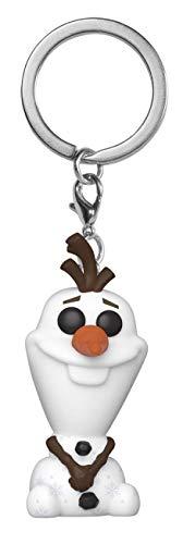Disney Frozen 2 Olaf Pocket Pop! Llavero Figura