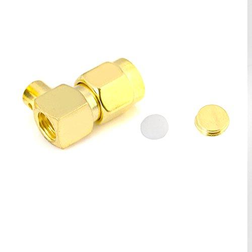 SMA male adapter Semi-rigid RG402 SMA-JW 10pcs