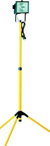 Diffusor 2 Fuß (Smartwares TL400 Arbeitsleuchte/Stativfluter mit 400W, Verstellbar von 1,05bis 1,92m)