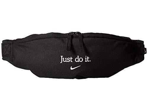 Nike 2018 Gürteltasche, 15 cm, Schwarz (Negro/Blanco)