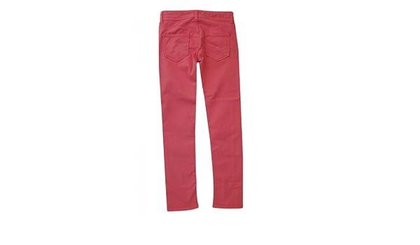7c6d9dacc Chipie - Perl Slim et Skinny Jeans Fille - Rouge - 5 Ans: Amazon.fr ...