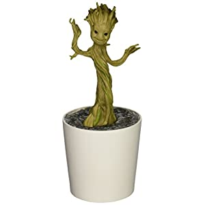 Monogram Marvel Heroes: Baby Groot Figural Bank 4