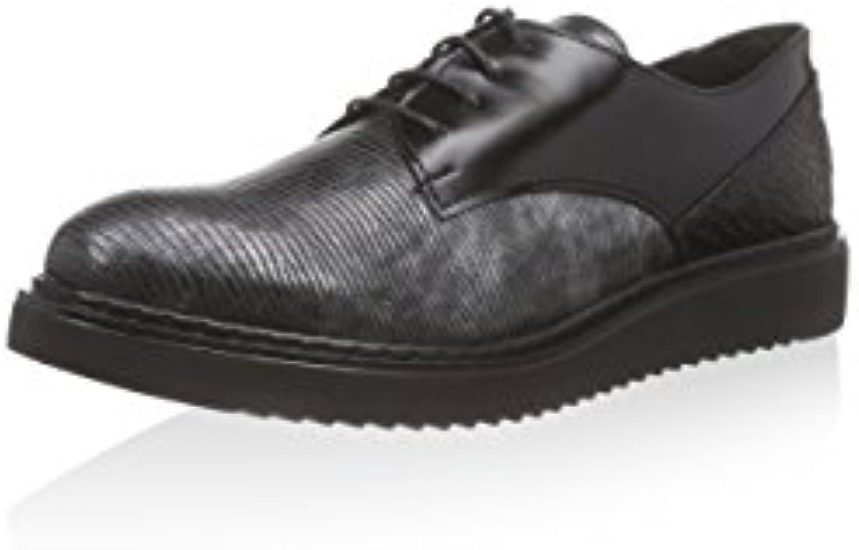 Tamaris Zapatos de Cordones Negro EU 38