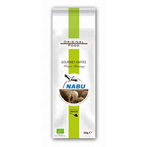 NABU Kaffee - Gourmet Kaffee Wiener Röstung, gemahlen, 250 g