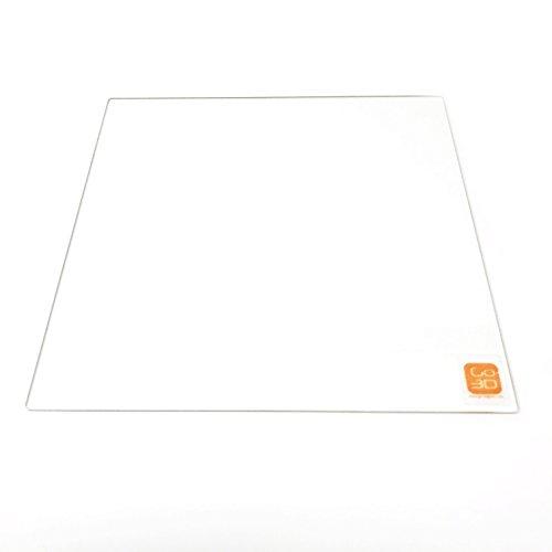 235mm x 235mm in vetro borosilicato, piastra per Creality Ender 3stampante 3D