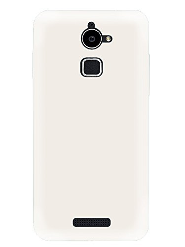 WOW Imagine™ Rubberised Matte Hard Case Back Cover For COOLPAD NOTE 3 LITE (5.0 inch) – White
