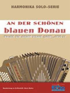 An der Schoenen Blauen Donau Op 314. Handharmonika