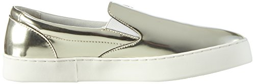 Armani Jeans C55d562, Mocassins femme Or - Gold (ORO - GOLD 9L)