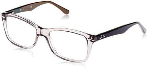 Ray-Ban Damen Brillengestell 0rx 5228 5546 53, Grau (Grey)