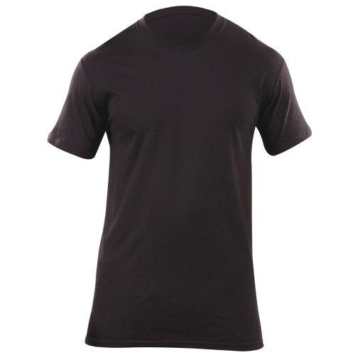 5.11Herren utili-t Crew Shirts schwarz