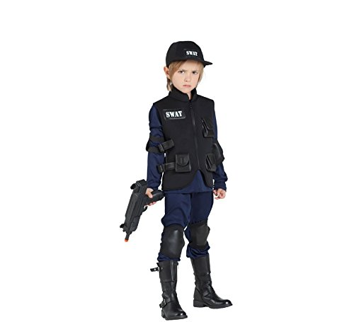 Banyant Toys, S.L. Disfraz DE POLICIA SWAT
