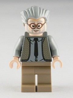 LEGO Harry Potter: Minifigur Ernie Prang aus Set 4866