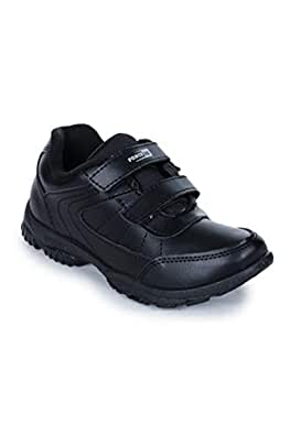 Force 10 (from Liberty) Boys Black Formal Shoes - 7 Kids UK/India (24 EU) (81510251002)
