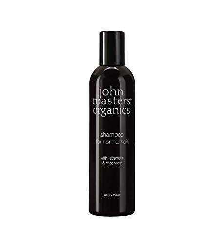 John Masters Organics Shampoo (John Masters Organics lavender rosemary shampoo for normal hair,  236 ml)
