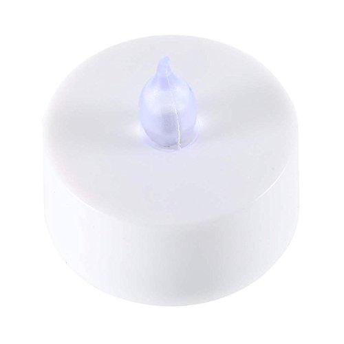 Goyal LED Tea Light Candles - Yellow (Box of 24)