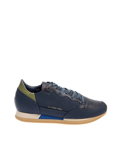 Philippe Model, Chaussures basses pour Homme Bleu