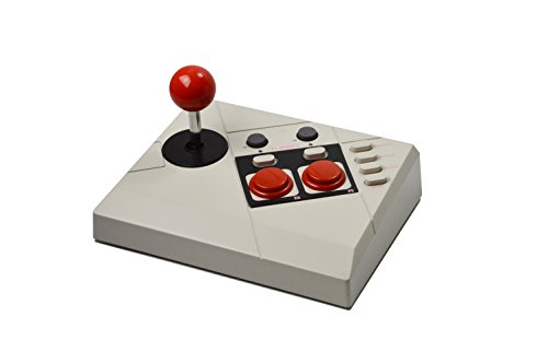 Steelplay JVARETR0096 Arcade Stick Edge mit Cheat Codes Buch Mehrfarbig (Cheat Gamecube)