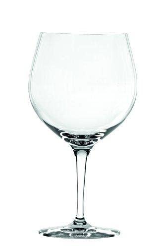 Spiegelau & Nachtmann 4piezas Gin Tonic de Juego de vasos, cristal, 360ml, Special Glasses, 4390179